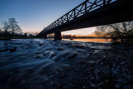 Ridbron, Strömsholm