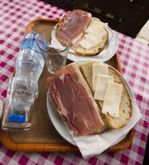 Montenegro Lunchsmörgåsar
