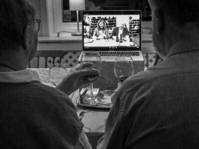 Vecka 5 - 2021 Digital Ost Och Vinprovning