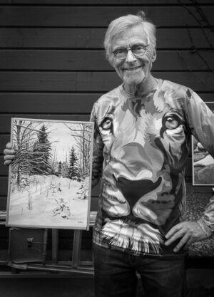Vecka 08 - Thord Harry Nilsson SV Porträtt